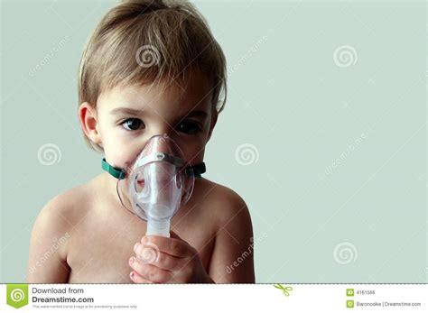 3d Room Design pediatric nebulizer treatment 6 royalty free stock image