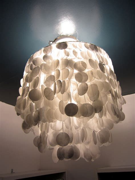 Wax Paper Chandelier 41 Creative Diy Chandeliers