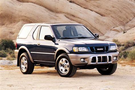 how cars run 1993 isuzu amigo parking system the top 10 forgotten 2 door suvs sub5zero
