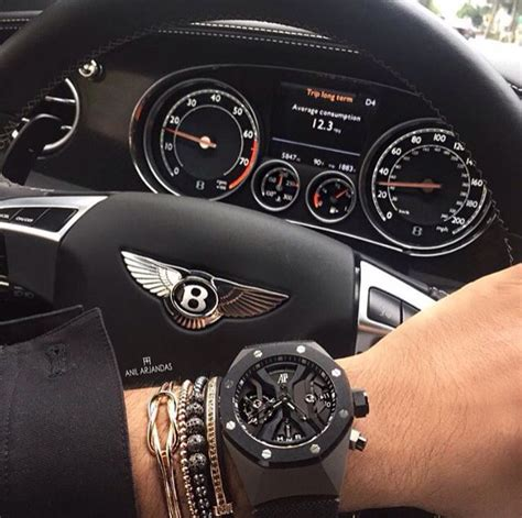 piguet car audemars piguet and bentley watches