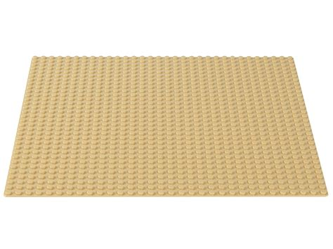 Lego Classic 10699 Sand Baseplate sand baseplate 10699 classic brick browse shop lego 174
