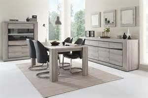 meubles de salle contemporaine couleur chne gris