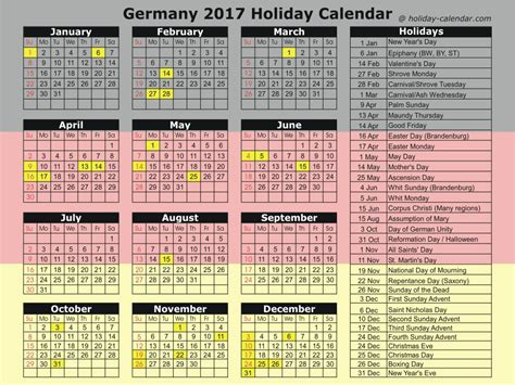 new year calendar 2018 happy new year 2018 calendars with german holidays