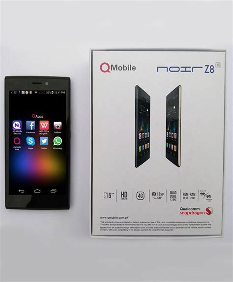 qmobile z8 themes download qmobile noir z8 review