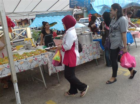 terajubintang bazar ramadhan bandar  uda bbu