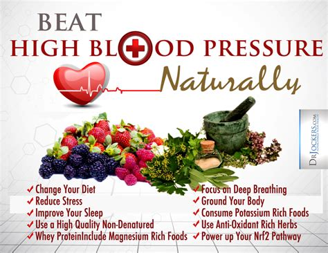 Can Detoxing Raise Blood Pressure by 10 Steps To Beat Hypertension Naturally