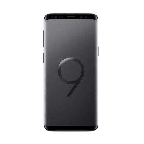 Harga Samsung S9 Black jual samsung galaxy s9 smartphone midnight black 64gb