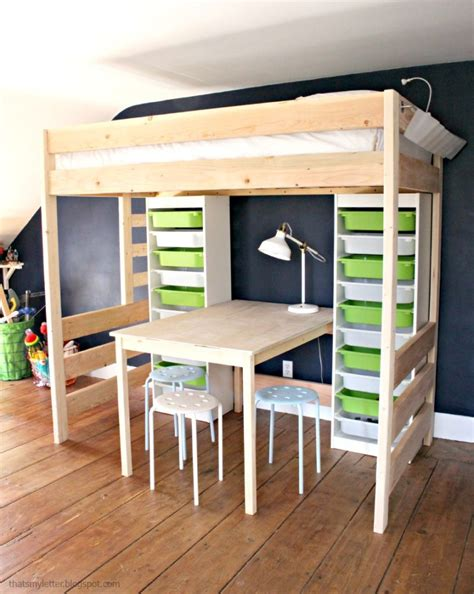 diy storage beds  adding  storage space