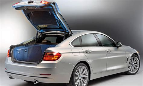 Bmw 3er Vs 4er Gran Coupe by Bmw 4er Gran Coupe Technische Daten Fahr Galerie