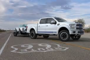 Ford Shelby Truck Shelby Brings 700 Horsepower 2016 Ford F 150 To Sema