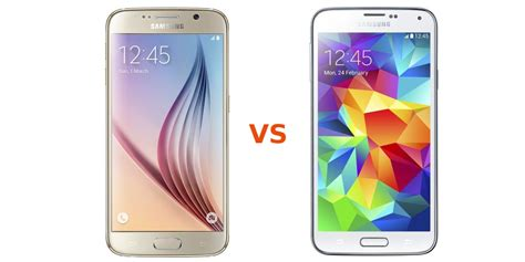 Samsung Galaxy S6 Vs S5 samsung galaxy s6 vs samsung galaxy s5 is it worth upgrading
