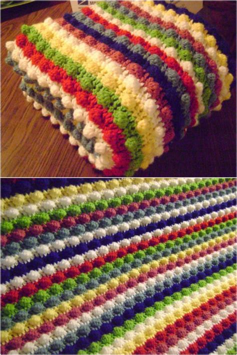 Do It Yourself Crafts by 25 Quick And Easy Crochet Blanket Patterns For Beginners