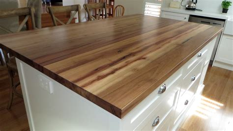 wooden kitchen bench tops recycled timber pty ltd