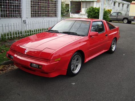 chrysler conquest conquestsi 1989 chrysler conquest specs photos
