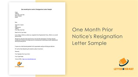 two weeks notice letter how to write guide resignation
