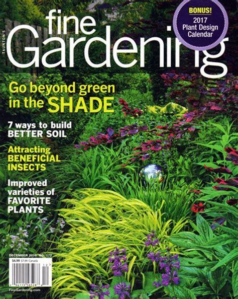 best gardening magazines gardening magazines uk list garden ftempo