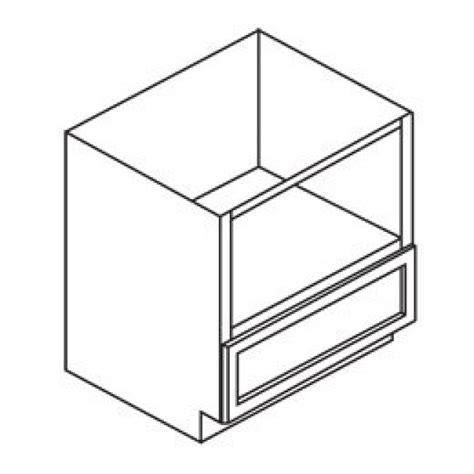 white cabinet microwave b30mw thompson white microwave base cabinet rta