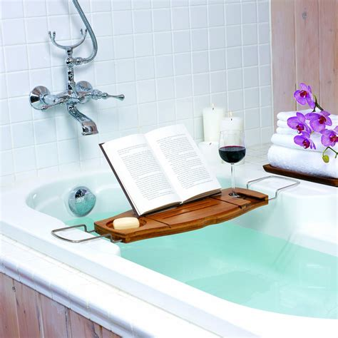 aquala bathtub caddy bathtub caddy stuff you should have