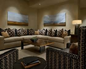 Family Room Furniture by Modern Spanish Traditional Interior Design By Ownby