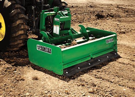 Landscape Rake Or Box Blade Bb41 Series Box Blades New Landscape Tractor Attachments
