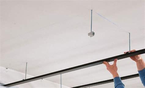 Montage Plafond Suspendu Placo by Choisir Et Monter Un Faux Plafond