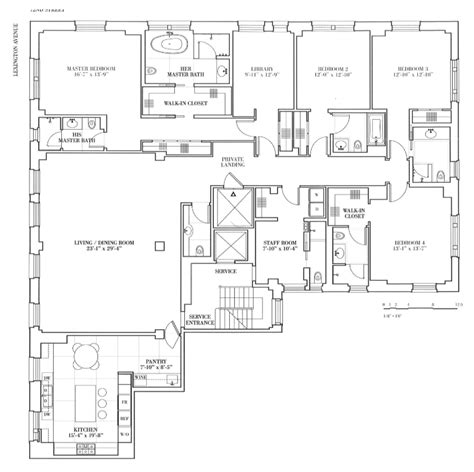 4 bedroom apartments in manhattan manhattan pre war apartment floor plan trend home design and decor