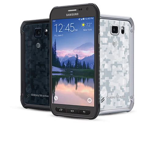 Samsung S6 Active Samsung Galaxy S6 Active Available Exclusively At At T