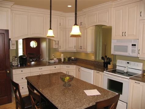 Cambria Kitchen Cabinets Kitchen Cabinets Maple Island Cabinets Cherry Cafe Mocha Countertops