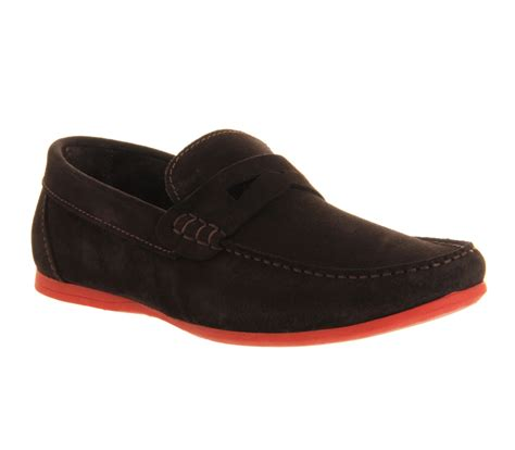 New Arrival Fashion Orlando Suede Classic Loafers A 5 ask the missus orlando loafer brown suede sole