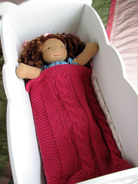knit doll blanket dolls blanket archives black duck