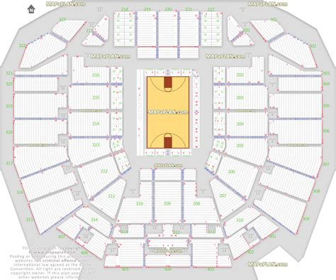 basketball arena floor plan perth arena wildcats basketball numbered floor map with lower tier including side