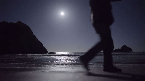 Flip A7s capturing big sur moonlight testing the sony a7s