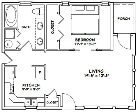 30 wide by 56 deep floor plans google search future home 30x24 house 30x24h4 720 sq ft excellent floor plans