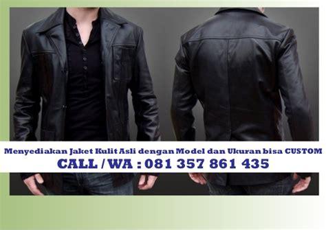 Jaket Semi Kulit Wanita Model Kerah Coklat call wa 081 357 861 435 tsel jaket kulit wanita