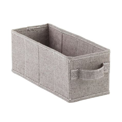 shoe compartment storage grey 10 compartment linen hanging shoe organizer the