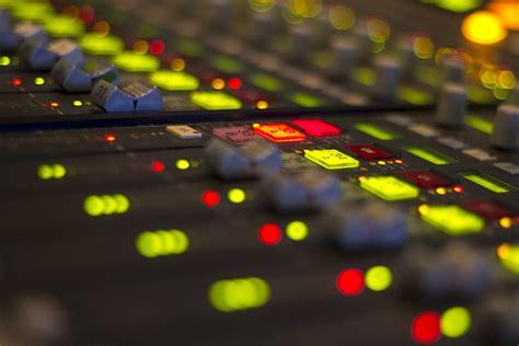 Mixer Untuk Studio Radio free photo radio mixer audio studio media free