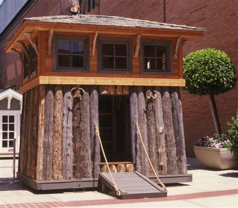 unique playhouses playhouse plans kids traditional with pool wooden kids
