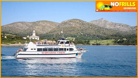 excursion catamaran port d alcudia 12 best plan your boat excursion in mallorca images on