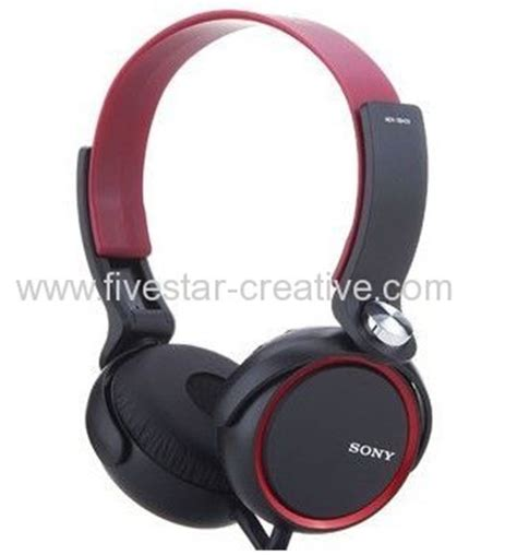 Headset Sony Bass Mdr Xb400 sony mdr xb400 xb series bass on ear headphones with 30mm driver from china