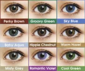 color changing contacts non prescription color contacts choose the right color