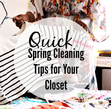 4 Quick Spring Cleaning Tips For Your Closet Chicago Tribune | quick spring cleaning tips for your closet kinks are the