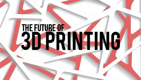 The Future of 3D Printing   Daniel Burrus   LinkedIn