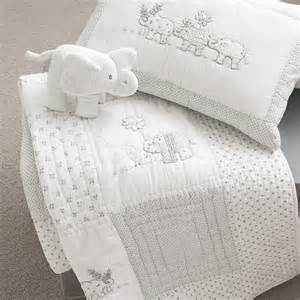 baby coverlet baby elephant quilt cushion modern baby bedding by