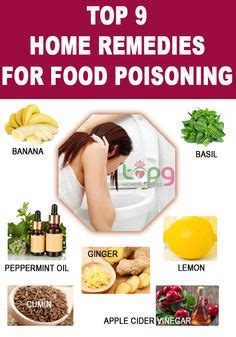 food poisoning remedy on stomach flu remedies