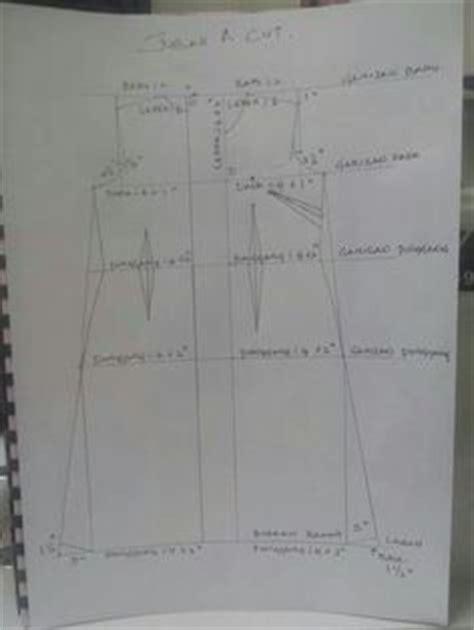 tutorial jubah a cut cara potong jubah princess cut sewing project jubah