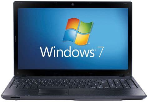 Laptop Acer Windows 7 acer aspire 5336 windows 7 laptop rapid pcs