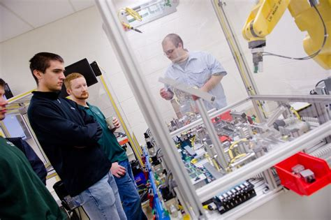 undergraduate computing laboratories electrical and nucor industrial control and automation lab opens