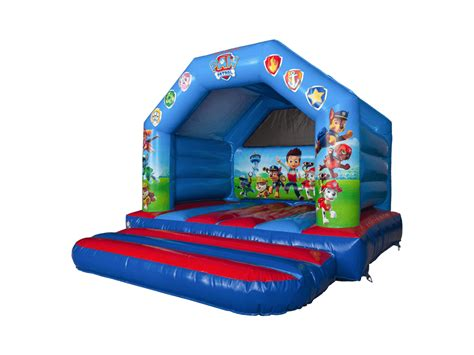 inflatable bouncy toy paw patrol paw patrol a frame bouncy castle paw patrol