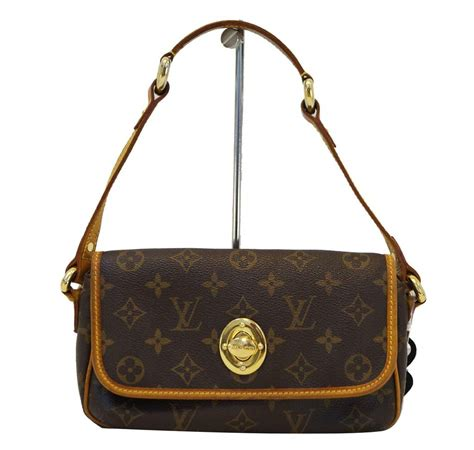 authentic louis vuitton monogram brown totally mm tote bag
