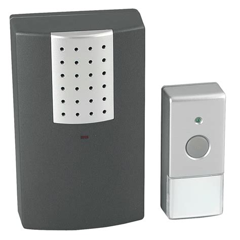 Warehouse Door Bell by Door Chime Portable Remote Dc322 Bunnings Warehouse